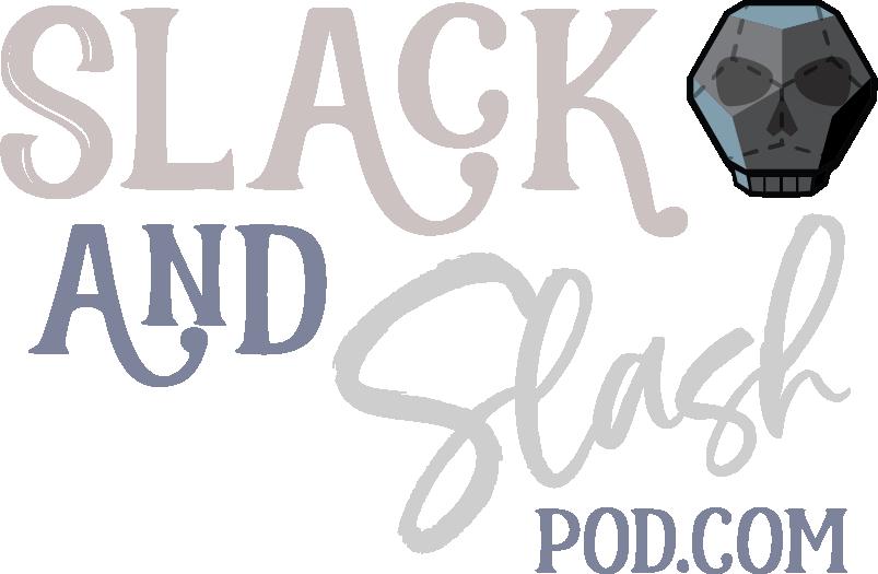 Logo for Slack and Slash